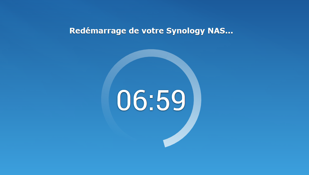 mise route synology ds920+